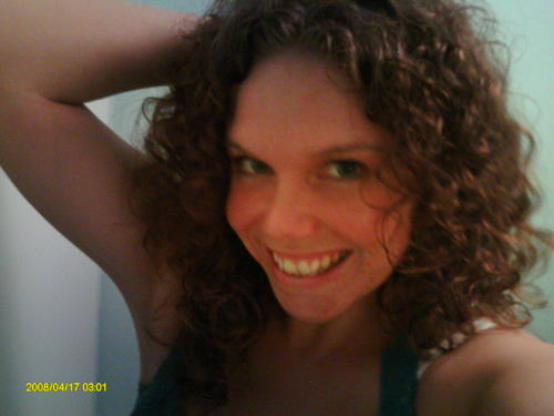 CurlyQ - Redhead, 3b, 3a, Medium hair styles, Readers, Female, Curly hair Hairstyle Picture