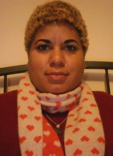au natural - Blonde, 3c, Very short hair styles, Female, Adult hair, Curly kinky hair Hairstyle Picture