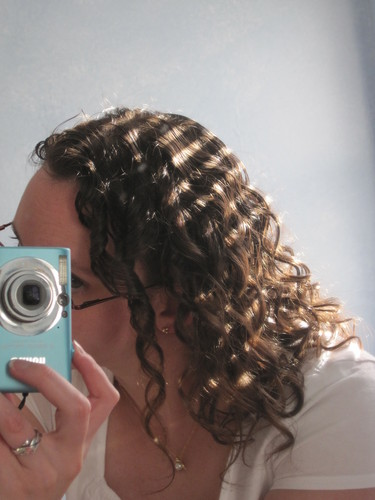 3A/B, one year later - Brunette, 3b, 3a, Medium hair styles, Readers, Female, Curly hair, Adult hair Hairstyle Picture