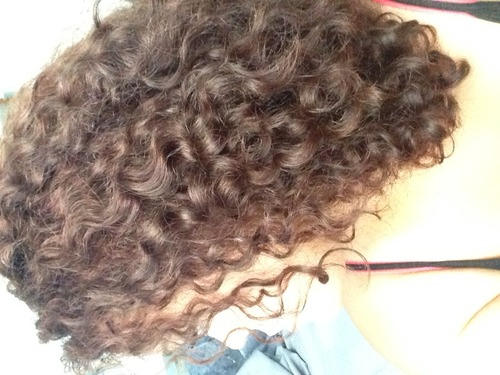My gorgeous 3B curls! - Brunette, 3b, Short hair styles, Female, Teen hair Hairstyle Picture