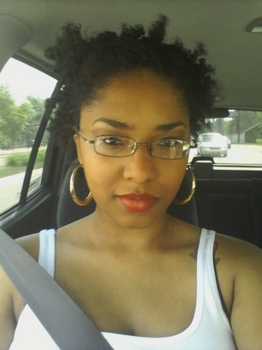 Birthday Hair! - 4a, Short hair styles, Kinky hair, Readers, Female, Black hair, Adult hair, Twist out, Natural Hair Celebration, Textured Tales from the Street Hairstyle Picture