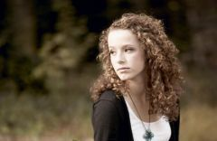 natural and curly - Brunette, Blonde, 3b, Medium hair styles, Summer hair, Fall hair, Readers, Female, Curly hair, Teen hair Hairstyle Picture