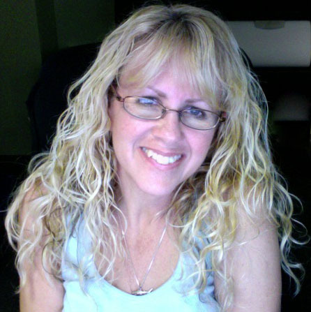 Tracy's curls - Blonde, 3a, Medium hair styles, Readers, Female, Curly hair Hairstyle Picture