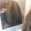 My new highlights with my curls ????