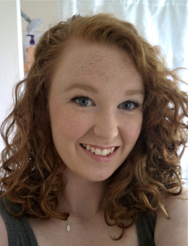 Lovely red hair - 3a, Medium hair styles, Readers, Female, Adult hair, Spiral curls Hairstyle Picture