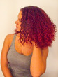 My big red hair