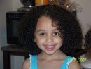 Olivia my babygirl - Brunette, Medium hair styles, Kids hair, Long hair styles, Readers, Female, Curly hair, Spiral curls Hairstyle Picture