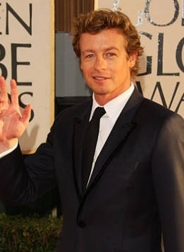 Simon Baker - Blonde, Male, Short hair styles, 2c Hairstyle Picture
