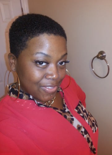 Big Chop Two Months Cream Crack  - Very short hair styles, Kinky hair, Readers, Female, Adult hair Hairstyle Picture