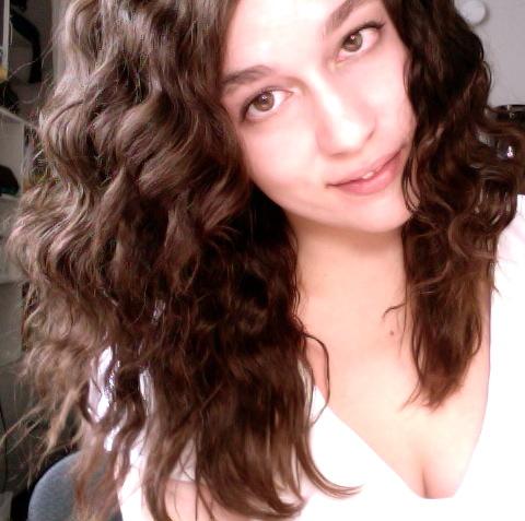 3b hair =] - Brunette, 3b, Medium hair styles, Long hair styles, Readers, Female, Curly hair, Teen hair, Adult hair Hairstyle Picture