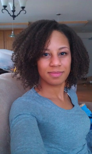 Wash and go - Brunette, 4a, Medium hair styles, Female, Makeovers, Adult hair Hairstyle Picture