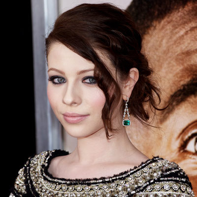 Michelle Trachtenberg  - Redhead, Celebrities, Wavy hair, Long hair styles, Female, Curly hair, Buns, Spiral curls Hairstyle Picture