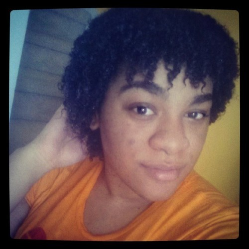 My Wash & Go - 3c, 4a, Very short hair styles, Short hair styles, Curly hair, Teen hair, Black hair, Adult hair, Layered hairstyles, Curly kinky hair Hairstyle Picture