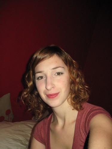 Hello Curls - Redhead, 2b, Wavy hair, Medium hair styles, Readers, Female Hairstyle Picture