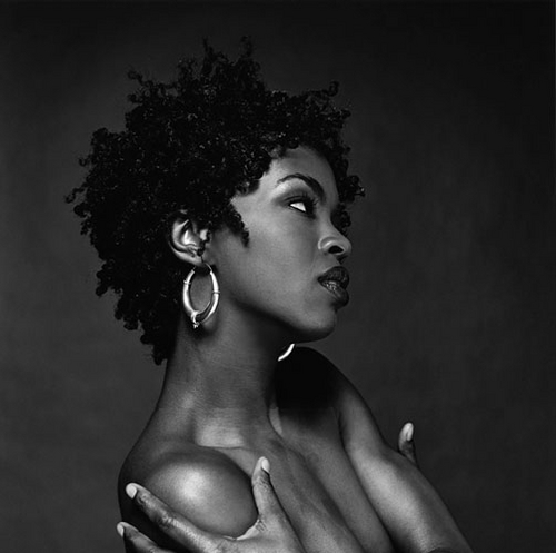 Lauryn Hill - Celebrities, Short hair styles, Kinky hair, Female, Black hair, Twist out Hairstyle Picture