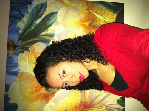 My curls - 3b, Medium hair styles, Readers, Black hair Hairstyle Picture