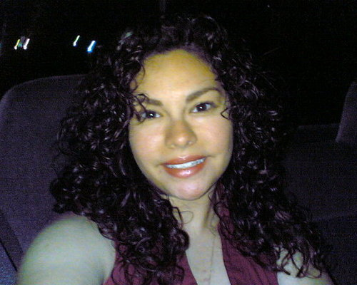 Me, 04.06.07 - Brunette, 3b, 3a, Long hair styles, Female, Black hair, Adult hair, Layered hairstyles, Natural Hair Celebration Hairstyle Picture