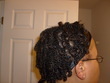 My 1st 2 strand twist