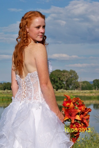 Another Perfect Day - Redhead, 3a, Long hair styles, Braids, Wedding hairstyles, Readers, Female, Adult hair Hairstyle Picture