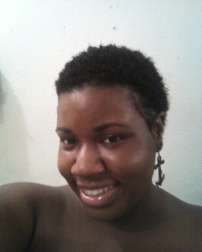 May2010 - Big Chop - Very short hair styles, Readers, Female, Curly hair, Black hair, Adult hair, Teeny weeny afro Hairstyle Picture