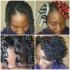 Curly Fro with Flexirods