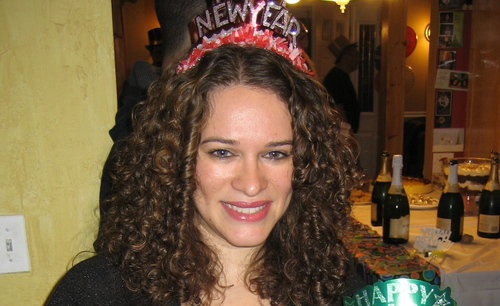 IMG_1218.JPG - Brunette, 3b, 3a, Medium hair styles, Readers, Female, Curly hair, Holiday Party Curls, Adult hair Hairstyle Picture