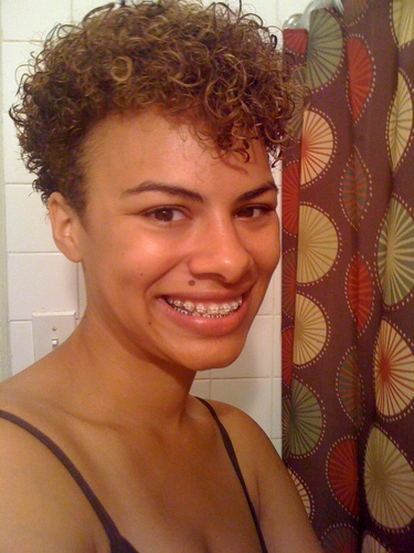 Short Cut Shape For My Natural H - 3b, Short hair styles, Readers, Styles, Female, Curly hair, Adult hair Hairstyle Picture