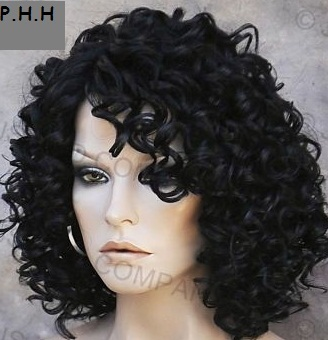 power house hair protecter wigs - 2b, Celebrities, Medium hair styles, Readers, Female, Makeovers, Black hair, Adult hair Hairstyle Picture