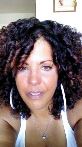 curly curls - 3c, Readers Hairstyle Picture