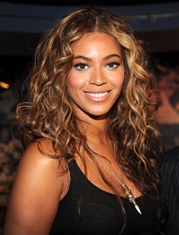 Beyonce Knowles - Blonde, Celebrities, Kinky hair, Long hair styles, Female Hairstyle Picture