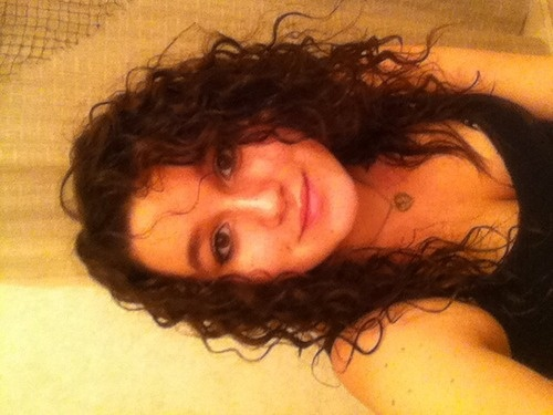 What type hair is mine? - Readers, Curly hair Hairstyle Picture