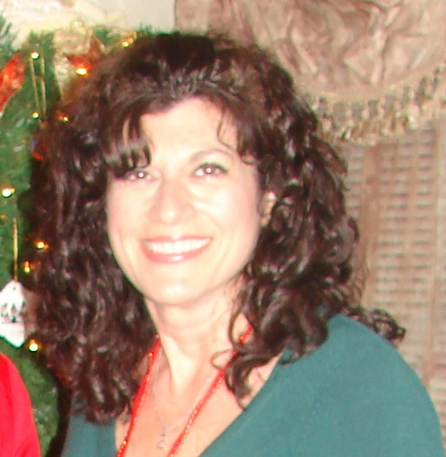 Letting it grow! - Brunette, 3a, Mature hair, Long hair styles, Readers, Styles, Female, Curly hair, 2010 Holiday Photos Hairstyle Picture