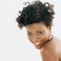 formal.jpeg - Short hair styles, Female, Curly hair, Black hair, Adult hair, Formal hairstyles Hairstyle Picture