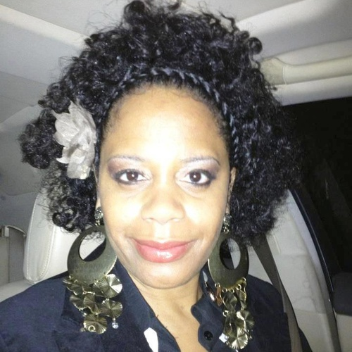 Braided headband/Twist out - 3c Hairstyle Picture