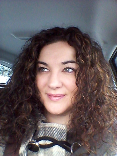 brunette curls with highlights - Brunette, 3b, Long hair styles, Readers Hairstyle Picture