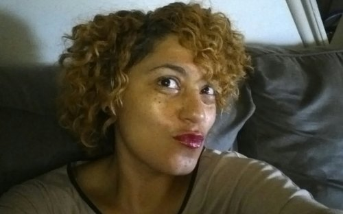 first twist out! - Blonde Hairstyle Picture