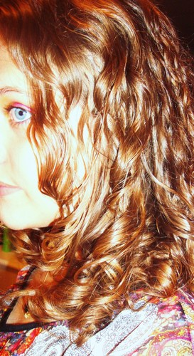DSCF8908.JPG - Brunette, Wavy hair, Long hair styles, Readers, Female, Curly hair, Teen hair Hairstyle Picture