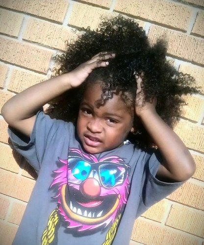 My Natural Baby - Kids hair, Readers Hairstyle Picture