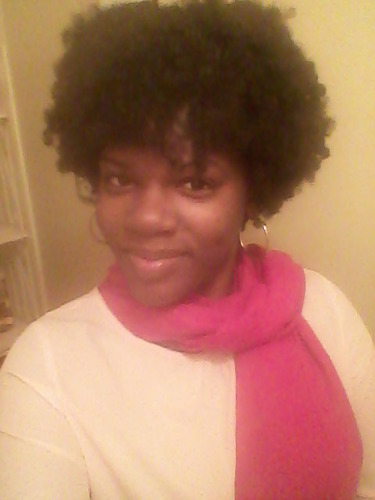 My curl fro! - 4a, Medium hair styles, Female, Black hair, Adult hair, Formal hairstyles, Twist out Hairstyle Picture
