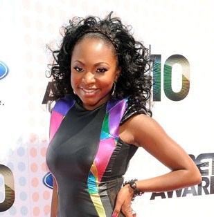 Naturi Naughton - Celebrities, Medium hair styles, Kinky hair, Long hair styles, Braids, Female, Black hair, Spiral curls Hairstyle Picture