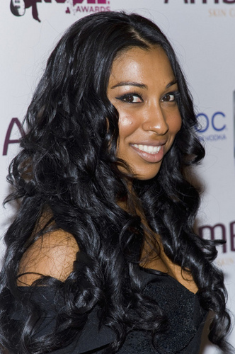 Melanie Fiona - Celebrities, Kinky hair, Long hair styles, Female, Black hair Hairstyle Picture