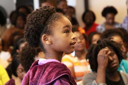 Natural Hair Celebration - Brunette, Very short hair styles, Short hair styles, Kids hair, Kinky hair, Female, Curly hair, Black hair, Natural Hair Celebration Hairstyle Picture