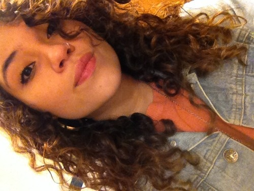 3A Curls  - Brunette, 3a, Short hair styles, Readers, Female, Teen hair, Spiral curls Hairstyle Picture