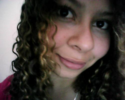 Me - Brunette, Blonde, 3b, Long hair styles, Readers, Female, Curly hair, Teen hair, Adult hair Hairstyle Picture