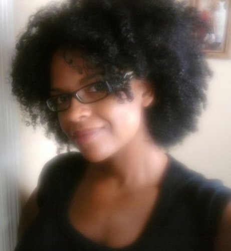 Random Me - 3c, Short hair styles, Medium hair styles, Afro, Readers, Female, Curly hair, Adult hair, Natural Hair Celebration Hairstyle Picture