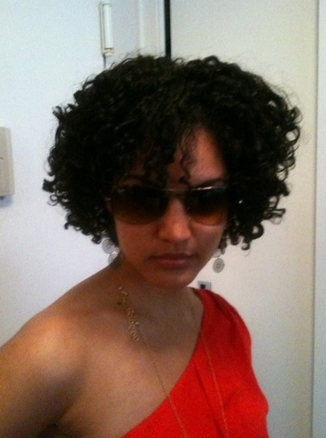 Big Chop! 15 months after my las - Brunette, 3b, 3c, 4a, Short hair styles, Medium hair styles, Kinky hair, Readers, Female, Curly hair, Makeovers, Black hair, Adult hair, Spiral curls Hairstyle Picture