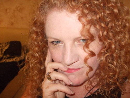 curly  - Redhead, Long hair styles, Readers, Female, Curly hair, Adult hair Hairstyle Picture