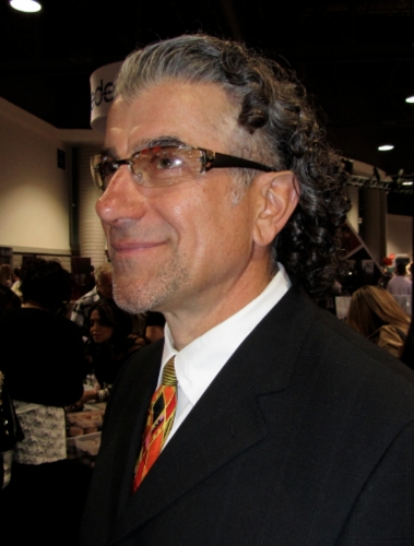 Curly man at ISSE - 3a, Male, Styles, Curly hair Hairstyle Picture