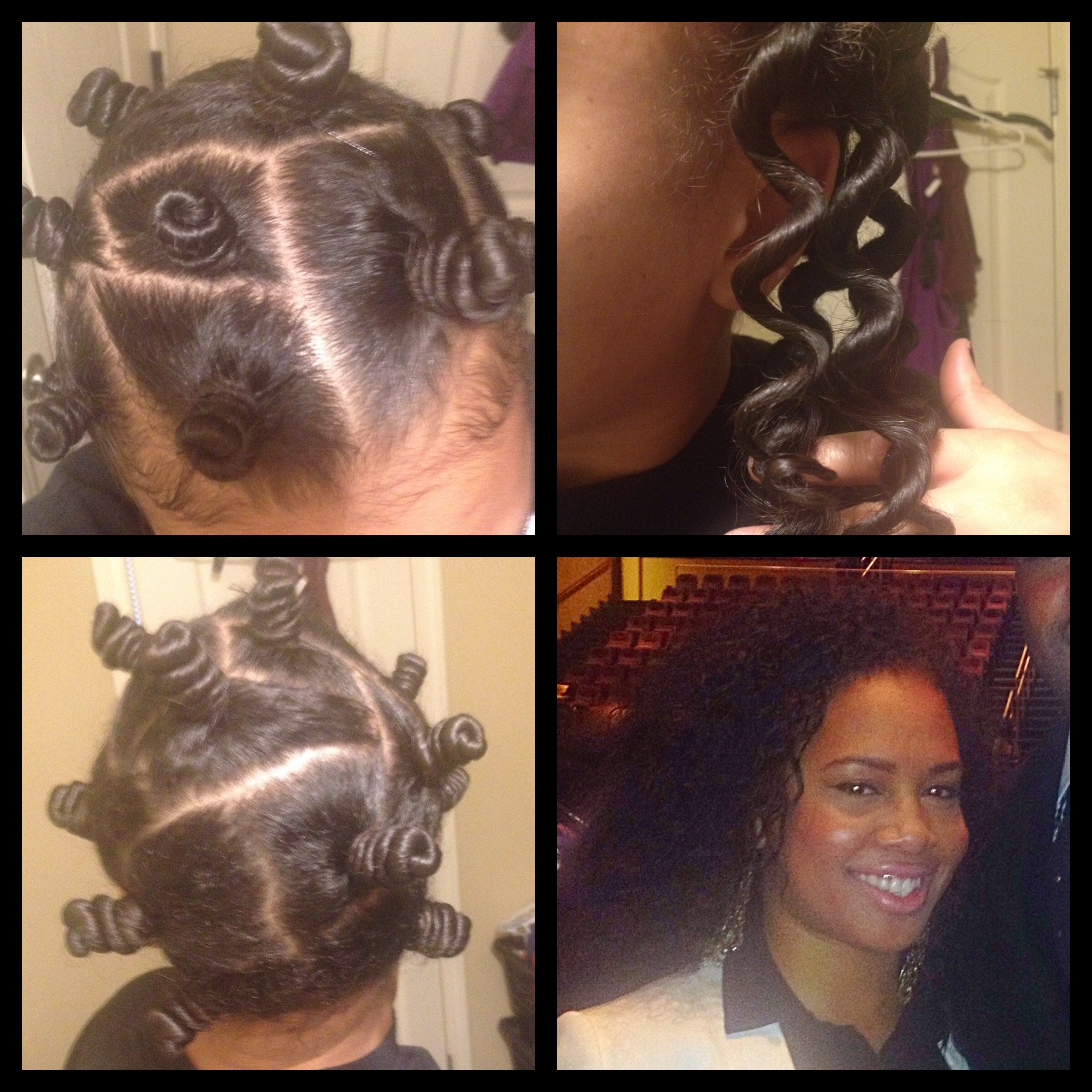 Bantu Knot Big Hair By Freeman Gree