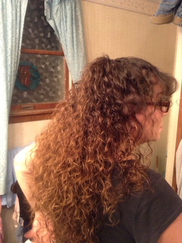 Is big hair back? - Readers Hairstyle Picture